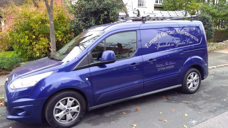 Sign Writing vans Bromley
